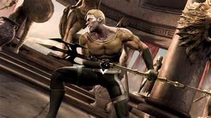 Aquaman's Blackest Night alternate costume in Injustice ...