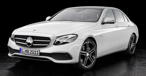Mercedesbenz Eclass Sedan And Estate Updated New