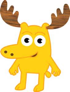 Noggin Moose a Moose and Zee Nick Jr