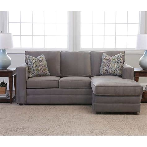 Beeson Sleeper Sofa beeson fabric sleeper reversible sectional family