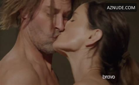 Sarah Wayne Callies Sexy Scene In Colony Aznude