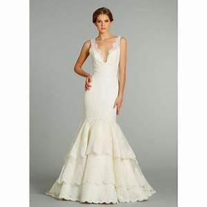 layered lace wedding dress With layered lace wedding dress