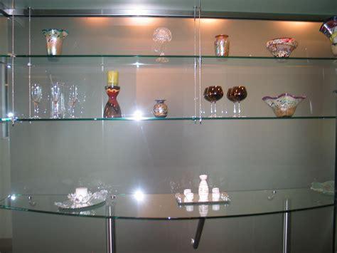 Regal Glas by Fort Lauderdale Custom Glass Floating Shelves