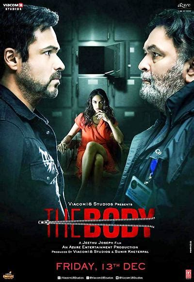 The Body (2019) Watch Full Movie Free Online - HindiMovies.to