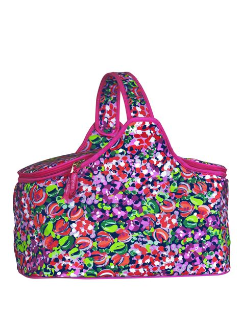 lyst lilly pulitzer wild confetti insulated party cooler