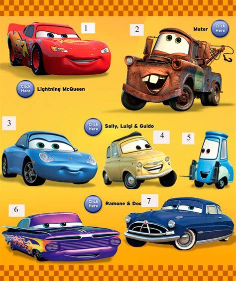 Disney Pixar Cars Wallpapers