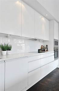 black white contemporary loft in stockholm sweden With kitchen colors with white cabinets with download love stickers
