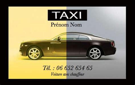 modele carte de visite taxi carte de visite taxi mod 232 le gratuit 224 imprimer chauffeur