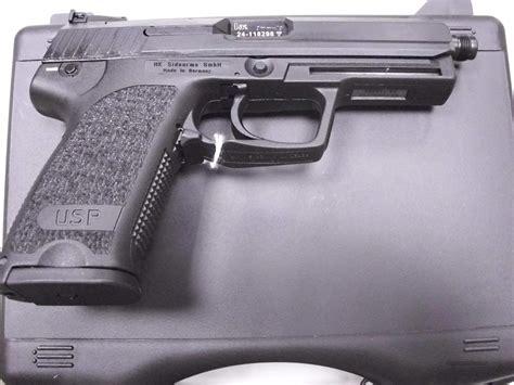 hk usp tactical mm threaded barrel   sale