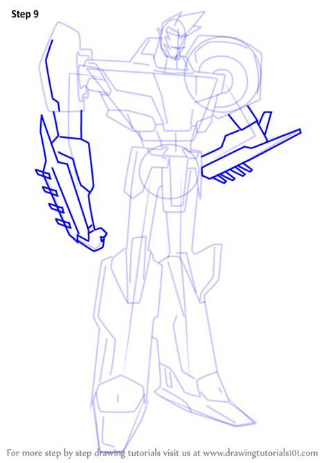 step  step   draw sideswipe  transformers