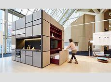 Home Room PlugandPlay Modules Make Instant Living