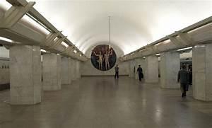Polyanka  Moscow Metro