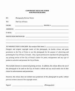 pin photographer release form on pinterest With photographer copyright release form template