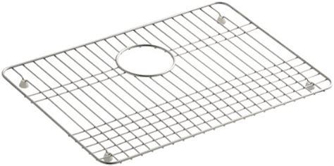 kohler sink protector mats k 3192 st sink rack for ballad utility sink and select