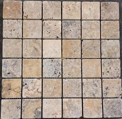2x2 travertine tile scabos 2x2 mosaic travertine pinterest products mosaics and travertine tile