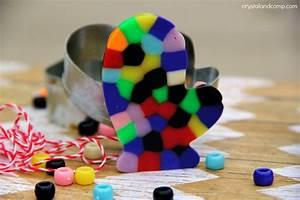 Handmade, Beaded, Christmas, Ornaments, Kids, Can, Make