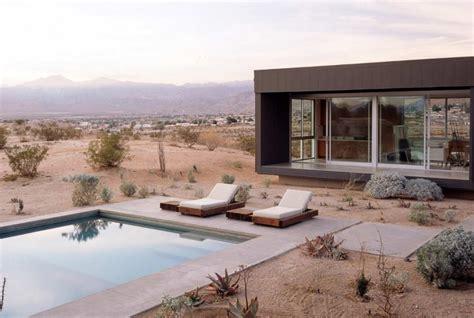 amazing desert house design by marmol radziner modern