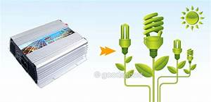 300w 400w 600w Micro Grid Tie Inverter Mppt Function For Solar Wind System