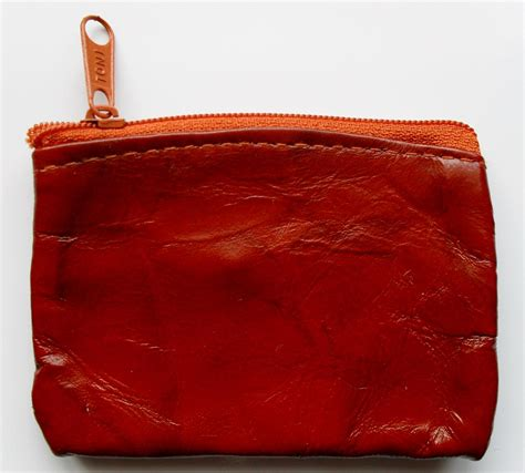 *new* Very Small Leather Mini Coin Purse Wallet *fast Free
