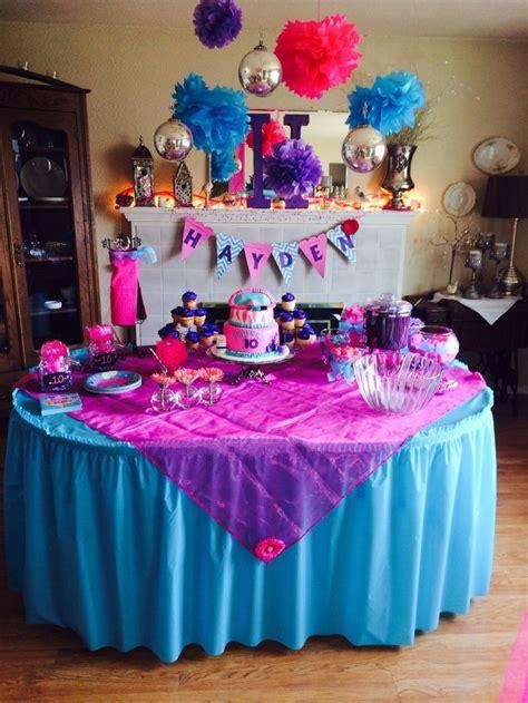 birthday party ideas   yr  girl birthday party