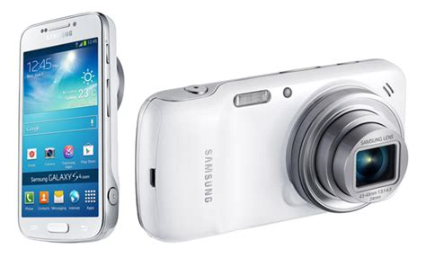 samsung galaxy  zoom  mp camera   zoom   announced