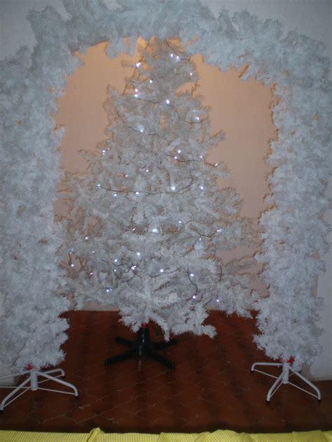 arbol de navidad color blanco  en mercado libre