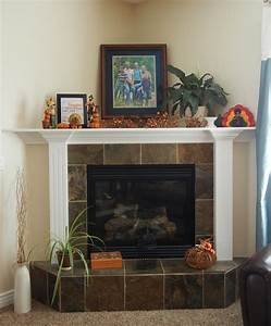 Beautiful, Corner, Fireplace, Design, Ideas, For, Your, Family, Time