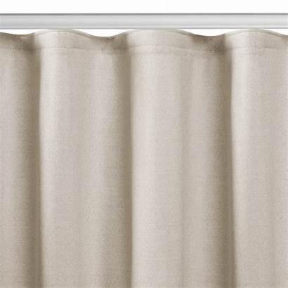 Drapery Drapes Styles Fold Ripple Types Curtains