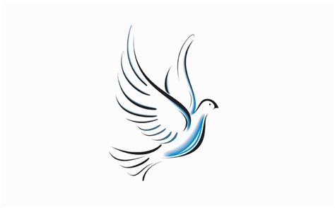 peace  serenity tattoos meaning dove tattoos