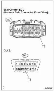 Toyota Sienna Service Manual  Ts And Cg Terminal Circuit