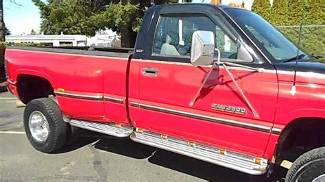 1994 Dodge Ram 3500 Regular Cab Long Bed