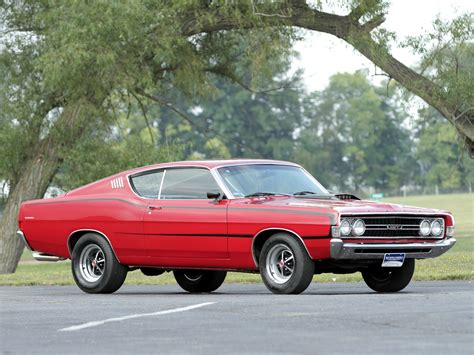 68 Ford Fairlane Fastback by 1968 Ford Fairlane Torino Gt Fastback 63d 40