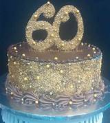 As you know that age topper cake is considered special. Gold 60th Birthday cake - le' Bakery Sensual