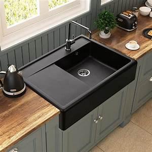 Evier Cuisine Granit : evier sous plan de travail granit maison design ~ Premium-room.com Idées de Décoration