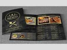 100+ Best Menu Card Templates Free Sample, Examples 2018