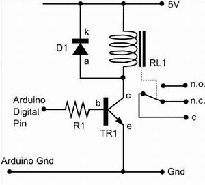 control systems With basic relay control