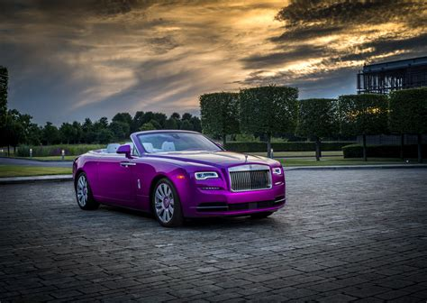 Rolls Royce by Rolls Royce In Fuxia Quot Unveiled At Pebble