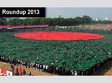 A glimpse into world records of 2013
