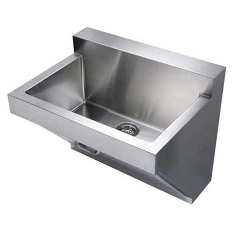 small wall mount utility sink whitehaus collection noah 39 s collection wall mount brushed