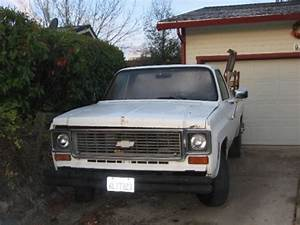 1973 Chevy C20 Custom Deluxe  Sacramento California