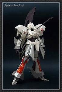 Five Star Stories - LED Mirage Free Mecha Papercraft ...