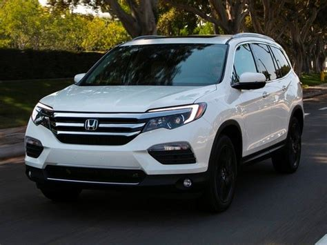 12 best family cars 2017 honda pilot honda pilot best