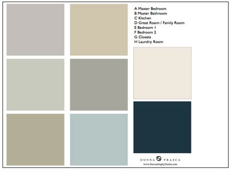 What Colors Go With Gray?  Decorating By Donna • Color Expert
