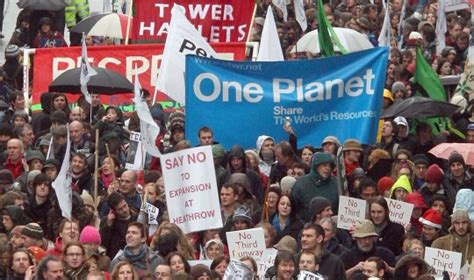 Central London to grind to a halt as climate activists ...
