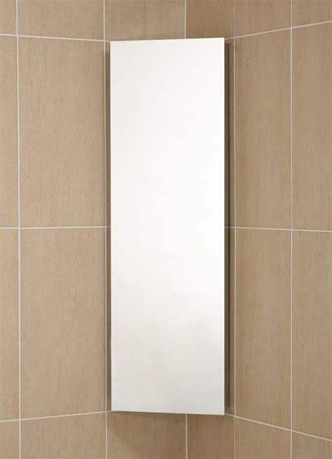 Mirrored Corner Bathroom Cabinet by Ebay Deluxe Stainless Steel Mirrored Corner Bathroom