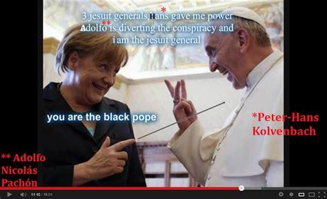 Ezekiel38Rapture: ULTIMATE DECEPTION; The Black Pope in White