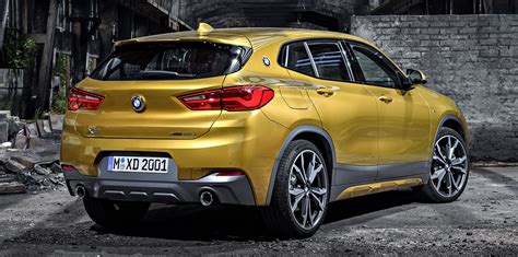 Bmw X2 Photo by 2018 Bmw X2 Unveiled Update Photos 1 Of 10
