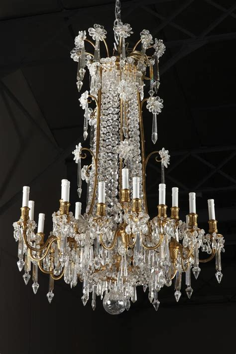 Baccarat Chandelier by A Baccarat Chandelier