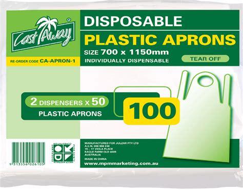 Primesource® Disposable Plastic Aprons