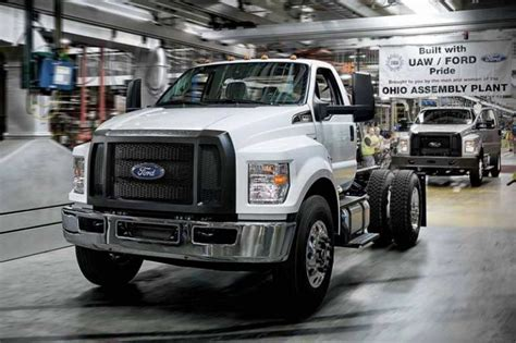 2018 Ford F650 Review  2019  2020 Best Trucks
